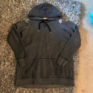 Hollister Open Shoulder Sweatshirt